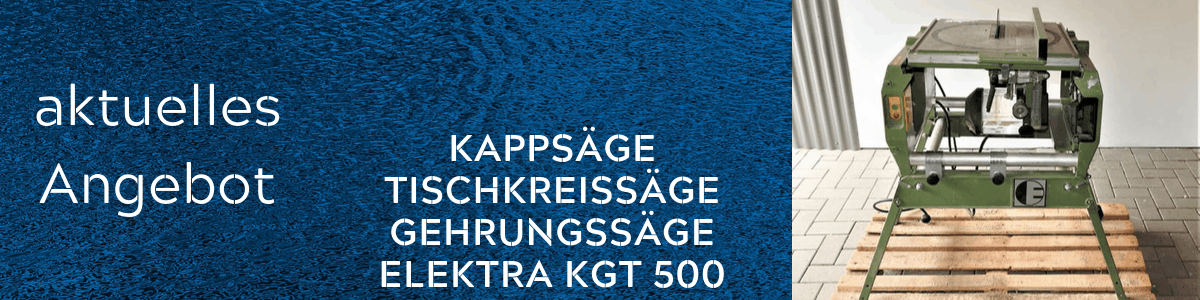 METABO ELEKTRA BECKUM KGT 500