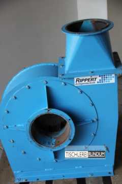 Absaugventilator RIPPERT 4 KW