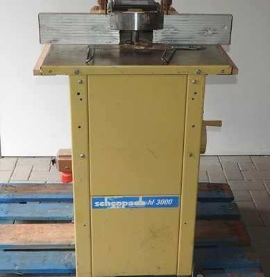 Scheppach HF 3000 Tischfräse