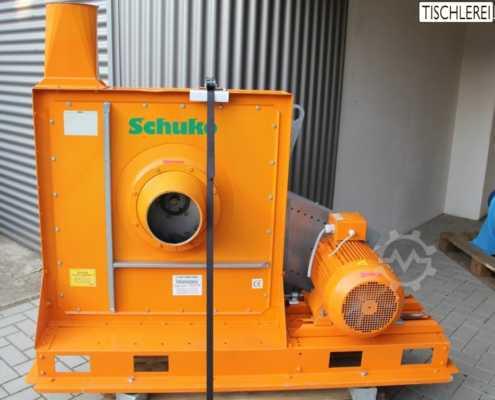 Schuko 11 KW 200/200