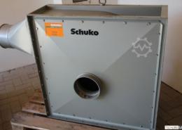 Absaugventilator Schuko 4KW