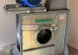 Radialventilator Schuko 15 KW