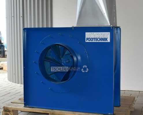 Radialventilator Höcker Polytechnik