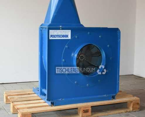 Radialventilator Höcker Polytechnik 5.5 KW I
