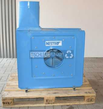 Radialventilator Nestro 5.5 KW
