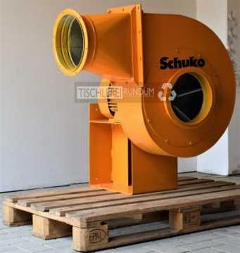 Radialventilator Schuko 5.5 KW 11 A 1
