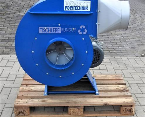 Radialventilator Höcker Polytechnik 7.5 KW