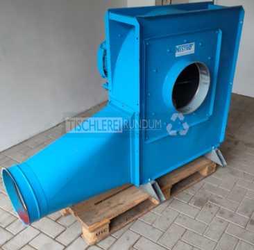 Radialventilator Industriesauger Nestro