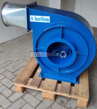 Radialventilator Bartling 11 KW