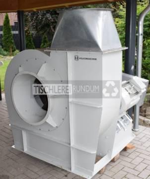 Radiallüfter Volksmaschine 30 KW