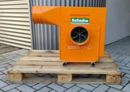 Radialventilator Schuko 3 KW 6,8 A
