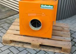 Radialventilator Schuko 4 KW