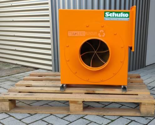 Radialventilator Schuko 5.5 KW
