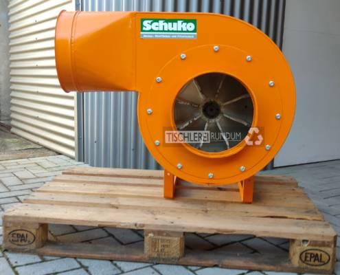 Radialventilator Schuko 7,5 KW