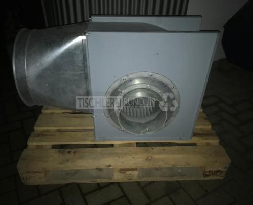 Radialventilator 3 KW 6